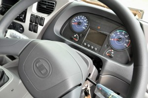 UD Trucks, Croner Instrument Cluster, Malaysia Launch 2017