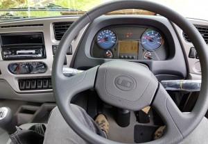 UD Trucks Croner Cockpit, Malaysia Launch 2017