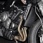 Triumph Street Triple S Engine, Malaysia 2017