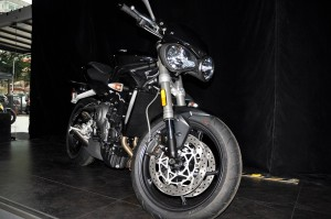 Triumph Street Triple S Front, Malaysia Launch 2017