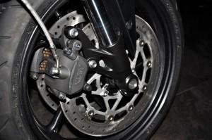 Triumph Street Triple S Front Brake, Malaysia 2017