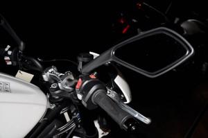 Triumph Street Triple R Handlebar & Mirror Right, Malaysia 2017