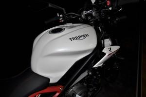 Triumph Street Triple R Fuel Tank, Malaysia 2017