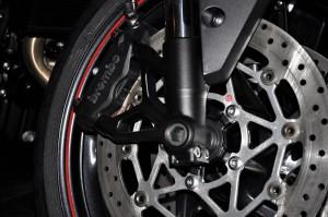 Triumph Street Triple R Front Brembo Brake, Malaysia 2017