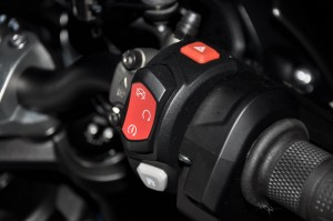Triumph Street Triple RS Handlebar Buttons Right, Malaysia 2017