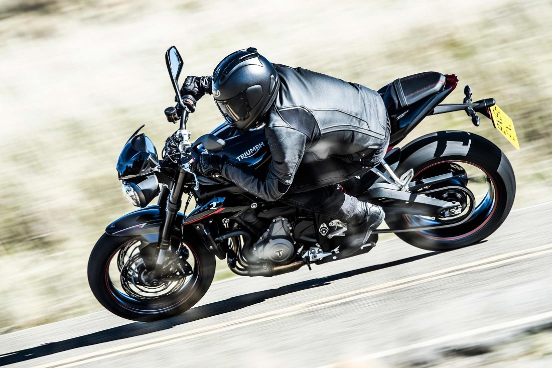 Triumph Launches 3 Variants Of Street Triple Naked Motorcycle In