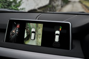 BMW X5 xDrive40e Surround View Camera, Malaysia