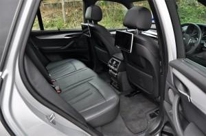 BMW X5 xDrive40e Plug-In Hybrid Rear Seat Entertainment Screens, Malaysia
