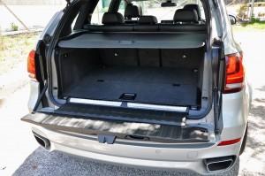 BMW X5 xDrive40e Luggage Space, Malaysia