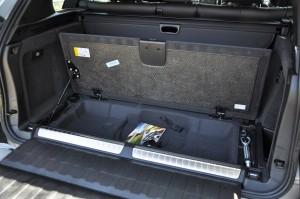 BMW X5 xDrive40e Rear Under Floor Storage, Malaysia