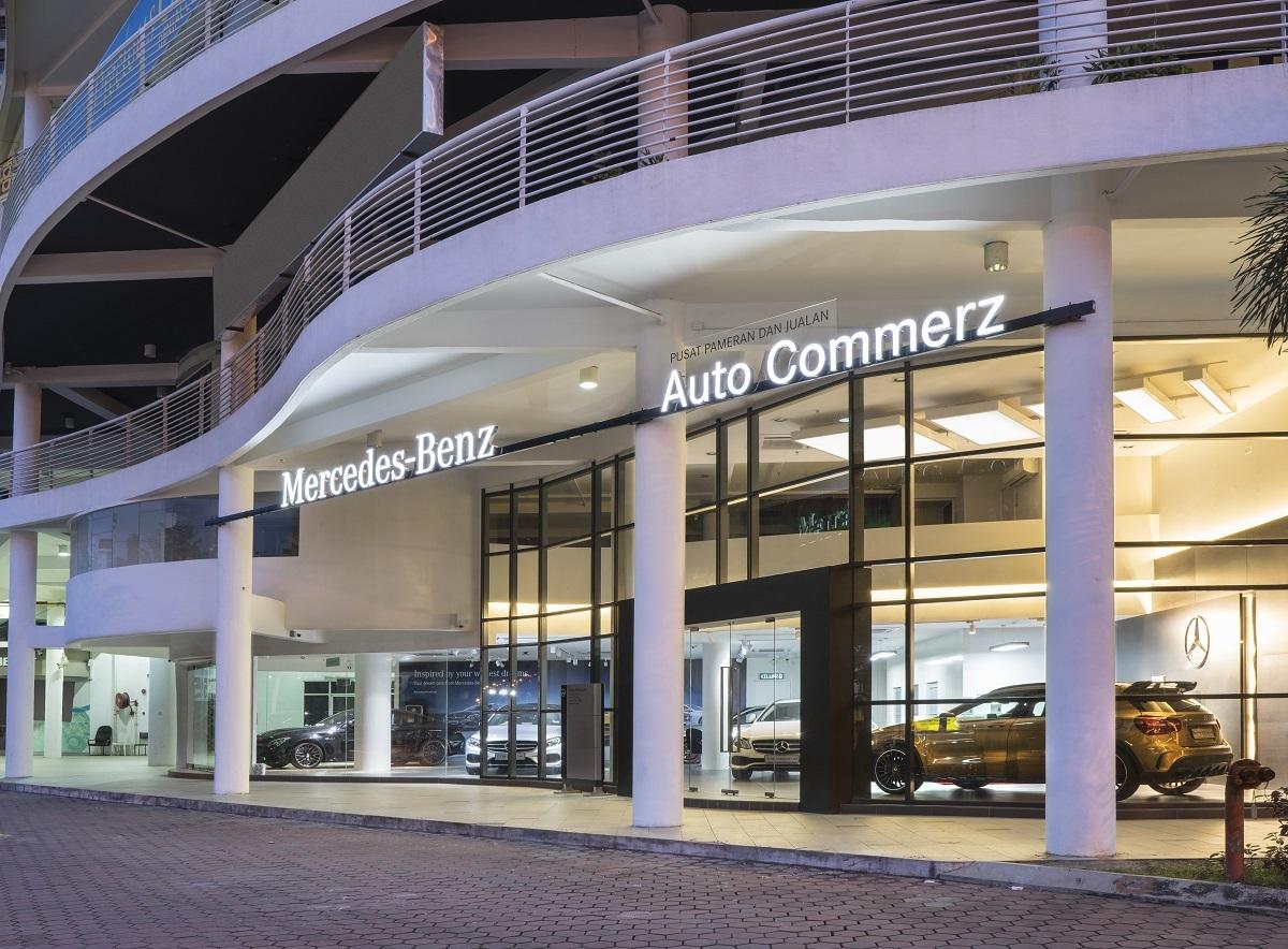 benz mercedes dealership dealer shrewsbury