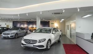 MBM-Mercedes-Benz Auto Commerz Autohaus Showroom Jalan Genting Klang