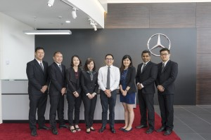 Mercedes-Benz Auto Commerz Autohaus, Staff, PV128 Jalan Genting Klang, Kuala Lumpur