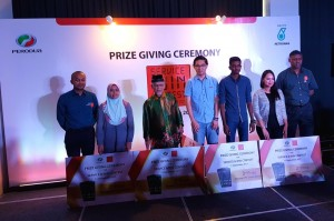 Perodua Service And Win Contest 3rd Prize Winners