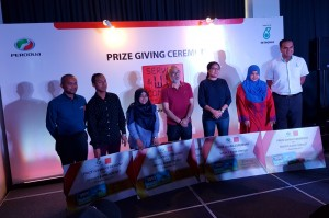 Perodua Service And Win Contest 2nd Prize Winners