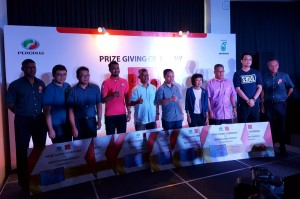 Perodua Service And Win Contest 1st Prize Winners