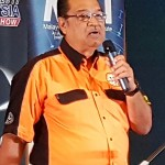 Malaysia Autoshow Slalom Karting 2017 Paul David