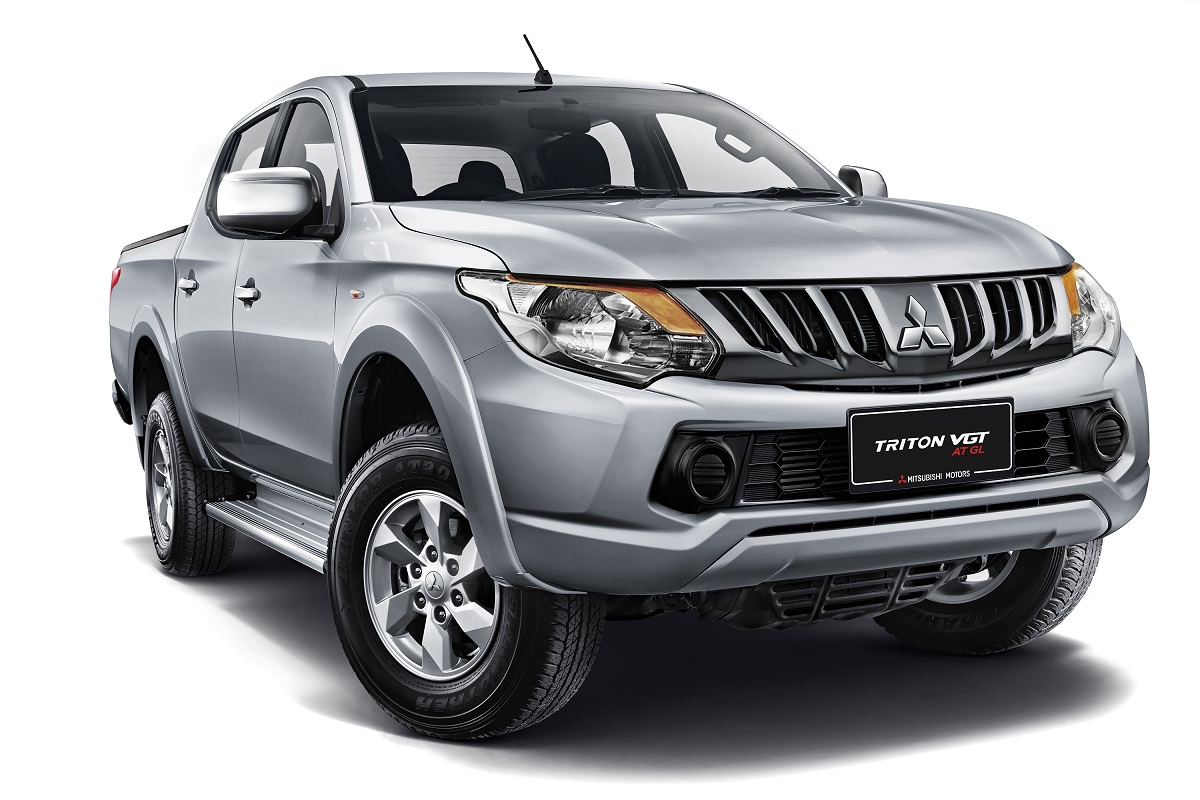 mitsubishi triton vgt at gl new variant now available in. Black Bedroom Furniture Sets. Home Design Ideas