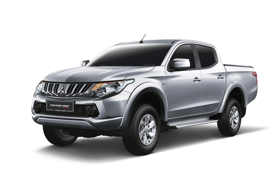 mitsubishi triton vgt at gl new variant now available in malaysia. Black Bedroom Furniture Sets. Home Design Ideas