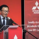 Mitsubishi Motors Malaysia CEO Tomoyuki Shinnishi, Outlander 2.0L Local Assembly