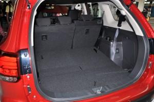 Mitsubishi Outlander 2.0L 3rd Row Seats Folded, Malaysia