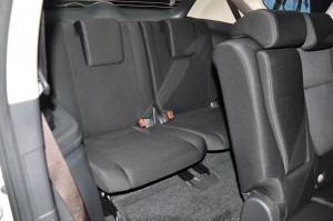 Mitsubishi Outlander 2.0L 3rd Row Seats, Malaysia