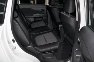 Mitsubishi Outlander 2.0L 2nd Row Seats, Malaysia