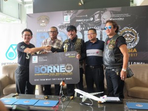 Borneo International HOG Rally Malaysia 2017, Petronas Fuel Sponsor