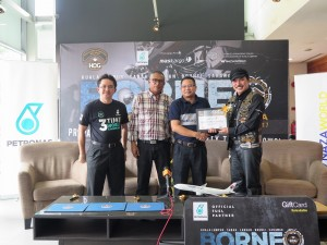 Borneo International HOG Rally Malaysia, Maskargo Logistics Sponsor, Harley-Davidson