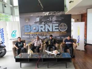 Borneo International HOG Rally Malaysia 2017, Harley-Davidson, Petronas, Maskargo