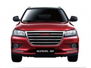 Haval H2 CKD Front View - Malaysia 2017