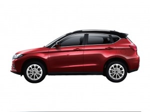Haval H2 CKD Side View