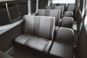 Nissan NV350 Urvan_14-Seater, Malaysia 2017