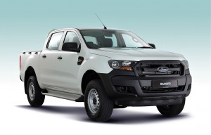 Ford Ranger_XL_Standard_Malaysia 2017