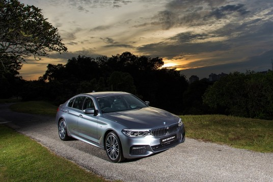 New Locally Assembled BMW 530i M Sport Launched In Malaysia