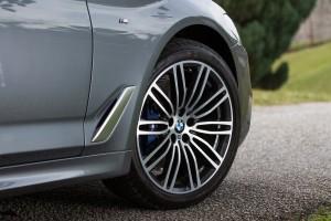 BMW 530i M Sport Wheel Malaysia 2017