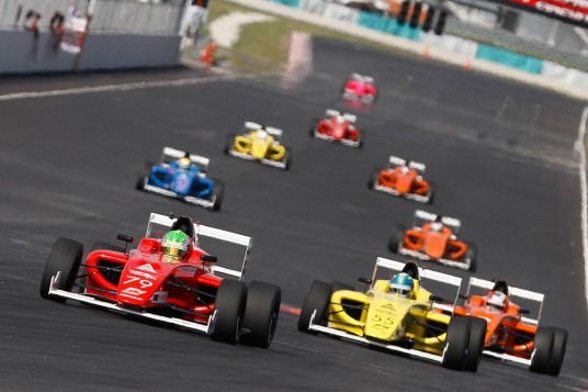 Formula 4 SEA This Weekend At Sepang