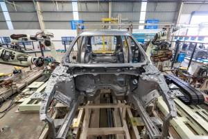 02_Mazda Kulim Plant_Body shop_03 - Malaysia CX-5