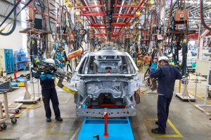 02_Mazda Kulim Plant_Body shop_04 - Malaysia CX-5