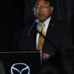 Hiroshi Inoue, Mazda's Managing Executive Officer, ASEAN business