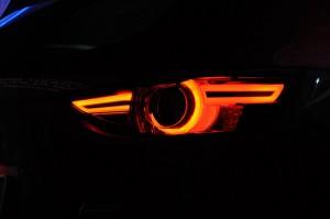 Mazda CX-5 LED Rear Light, Kulim Malaysia 2017