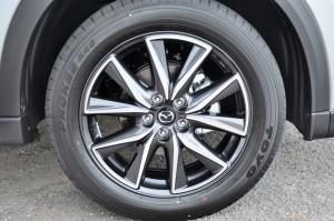 Mazda CX-5 2.2 Skyactiv-D Wheel, Malaysia 2017