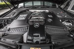 Mercedes-AMG E 63 s 4MATIC+ (20) Engine - Malaysia 2017