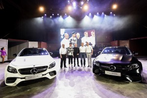 Mercedes-AMG E 63 S 4MATIC+_F1 Party - Malaysia 2017