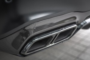 Mercedes-AMG E 63 s 4MATIC+ (27) Exhaust - Malaysia 2017