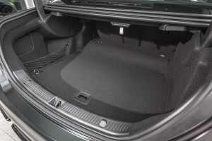 Mercedes-AMG E 63 s 4MATIC+ (22) Boot Space - Malaysia 2017