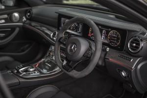 Mercedes-AMG E 63 s 4MATIC+ (12) Cockpit - Malaysia 2017