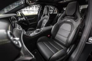 Mercedes-AMG E 63 s 4MATIC+ (45) Front Seats - Malaysia 2017