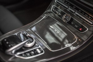Mercedes-AMG E 63 s 4MATIC+ (39) Console IWC Clock - Malaysia 2017