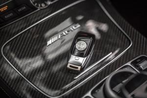 Mercedes-AMG E 63 s 4MATIC+ (42) Key Fob - Malaysia 2017